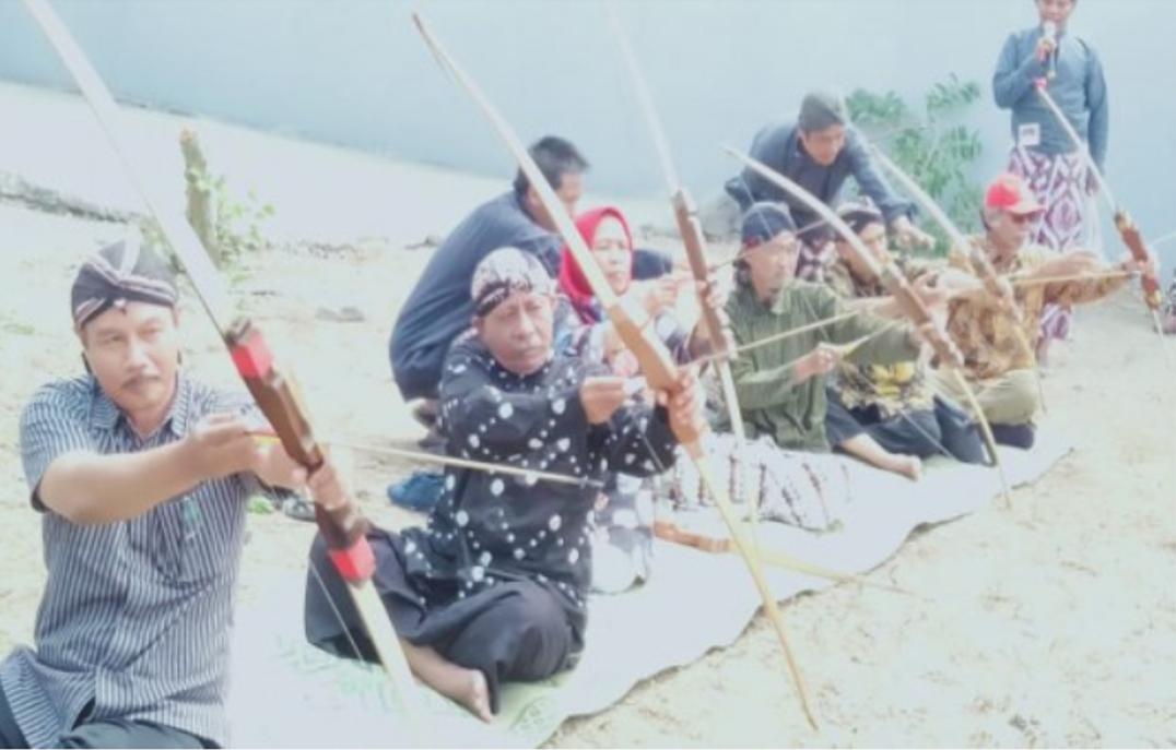 Camat Mantrijeron Ikut Lestarikan Budaya Jemparingan
