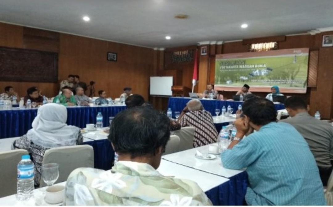 Menyambut Yogyakarta Warisan Dunia