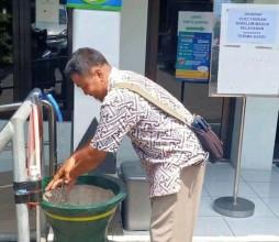 Kecamatan Mantrijeron Terus Beri Himbauan kepada Masyarakat tentang Pencegahan Covid-19