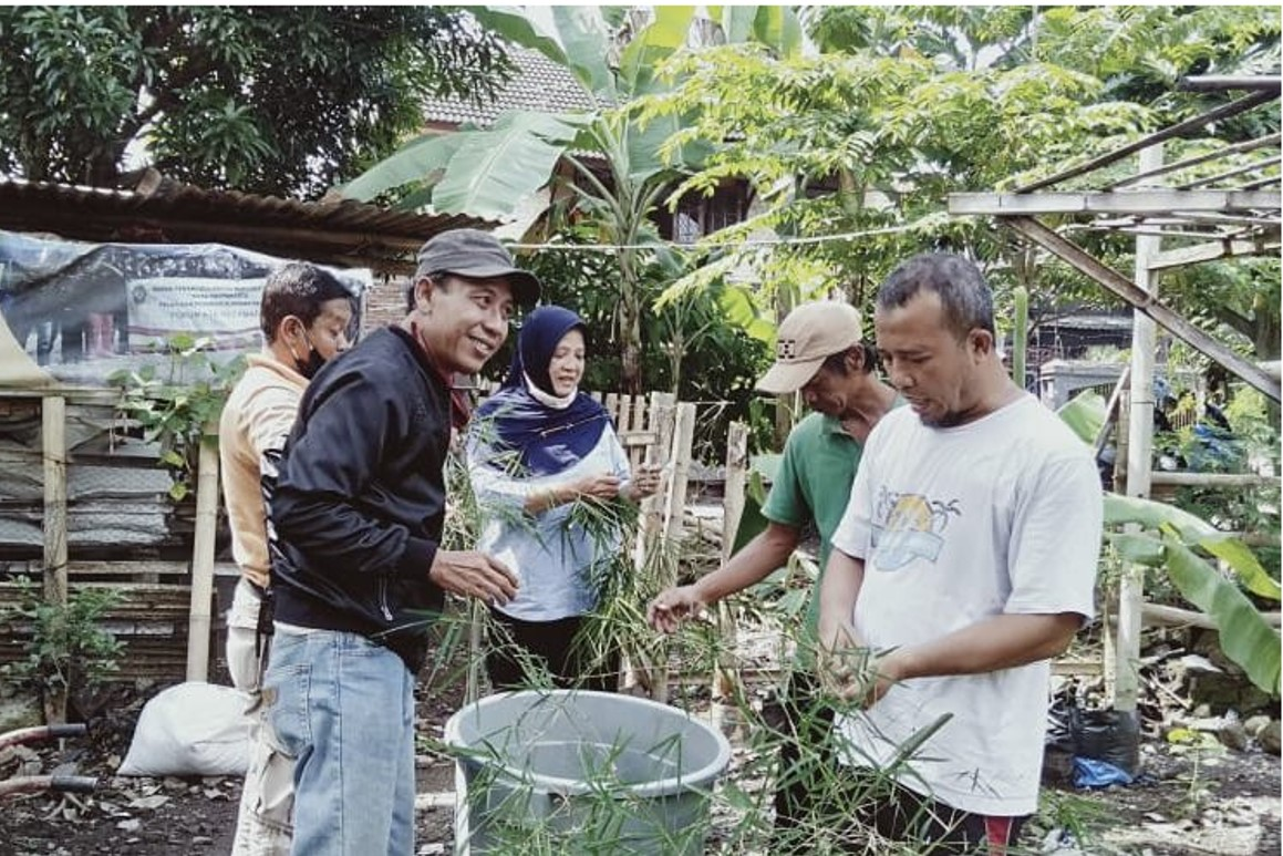 Kecamatan Mantrijeron Kembangkan Potensi Pertanian Ditengah Pandemi Covid-19