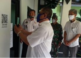 Inovasi, Daftar Kunjungan Online Kecamatan Mantrijeron