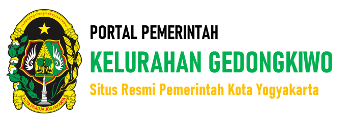 Website Kelurahan Gedongkiwo