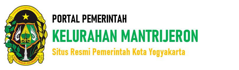 Website Kelurahan Mantrijeron